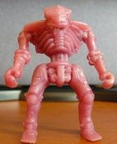 Скелет змееголовый