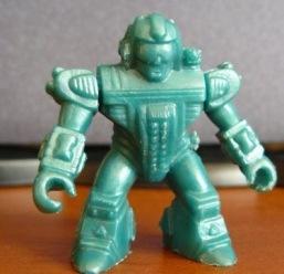Робот-человек №3.