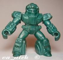 Робот-человек №4.
