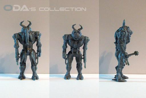 Робот большой №3