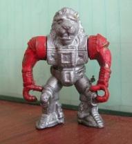 Робот-лев конца 90-х