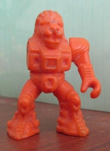 Кустарный робот-лев №1