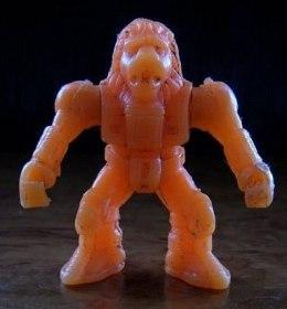 Робот-лев оранжевой серии