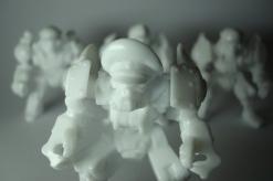 Белые некроботы