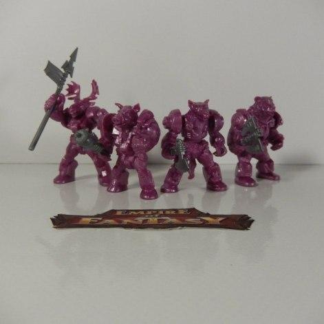 Фиолетовая Арктика