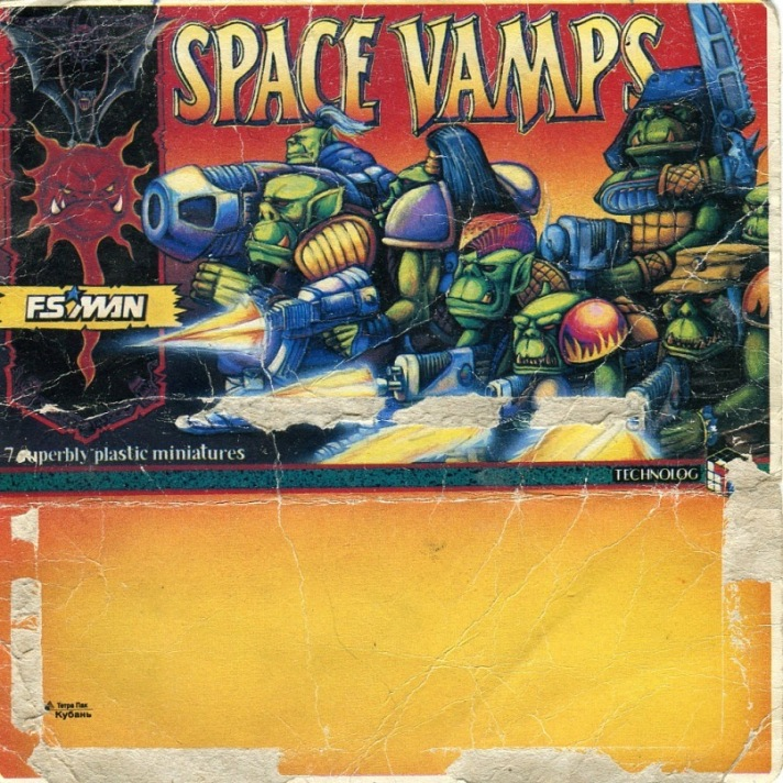 Space Vamps